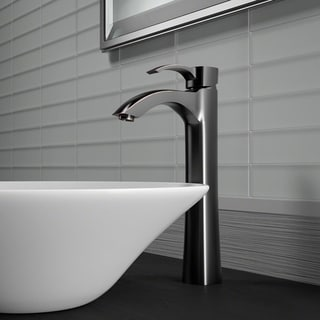 Sir Faucet 726 Brass Single Lever Handle Vessel Bathroom Faucet