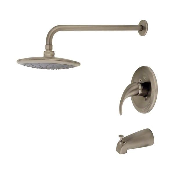 3 Piece Faucet : Sir Faucet 750 Rain Head 3-piece Shower Set - Overstock Shopping ...