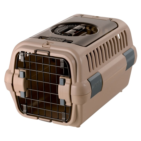 Richell Double Door Pet Carrier