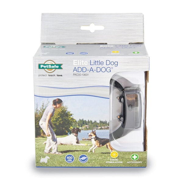 PetSafe Elite Little Dog Remote Trainer Add-A-Dog 13833154