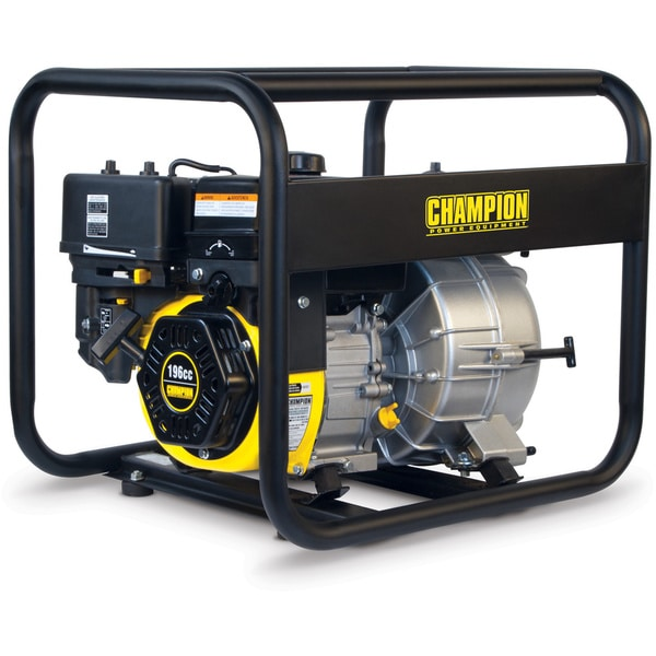 Champion 3-inch Semi-trash Pump