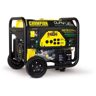 Champion Power Equipment 71531 Portable Duel Fuel Generator
