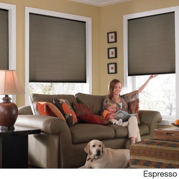 Light Filtering Cordless Cellular Window Shade