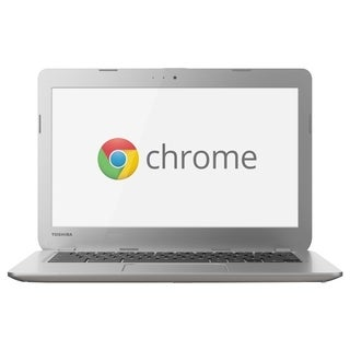 "Toshiba Chromebook CB30-A3120 13.3"" LED (TruBrite) Notebook - Intel C"