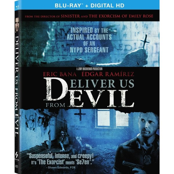Deliver Us from Evil (Blu-ray Disc) 13838376