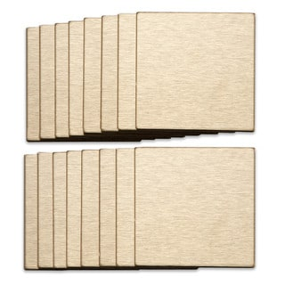 Aspect Champagne Peel and Stick Tiles (5 square feet)