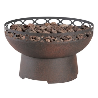 Constentino 50,000 BTU Steel Fire Pit