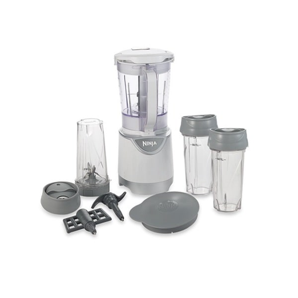 Ninja BL206 700W Extreme Kitchen System Pulse Blender/ Food Processor (Refurbished)