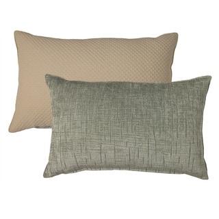Monet Decorative Throw Pillow (12 x 19)