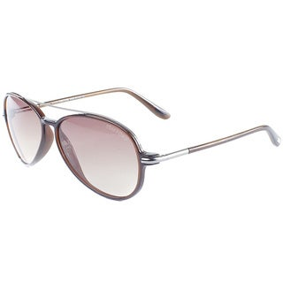 Tom Ford Unisex 'Ramone TF 149 48F' Aviator Sunglasses