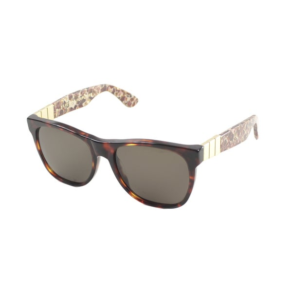 Retro Super Future Uniesex 'Gianni Inferno' Sunglasses