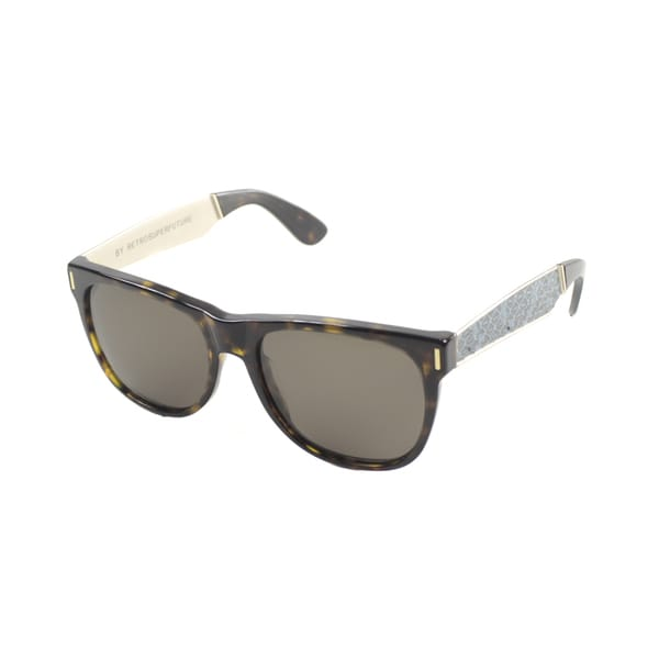 Retro Super Future Unisex 'Classic Sinner' Sunglasses