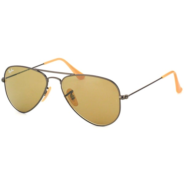 Ray-Ban Unisex RB 3044 029/53 Aviator Sunglasses