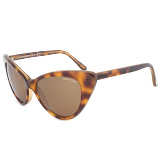 Tom Ford Women's 'Nikita TF173 56J' Cat Eye Sunglasses