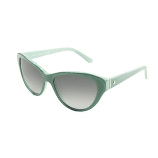 Kate Spade Women's 'Della JUP' Cat Eye Sunglasses