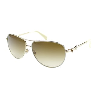 Kate Spade Women's 'Circe 1R1' Aviator Sunglasses