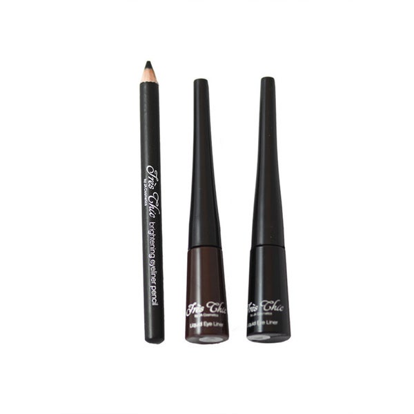 e.l.f. Tres Chic 3-piece Eyeliner Set