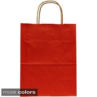 Premier Packaging Pinstripe 8.25 x 4.75 Shopper Gift Bags (Pack of 15)