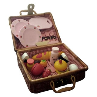 Kid's My Picnic Wooden Play Food