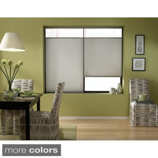 Top-down/ Bottom-up Cordless Cellular Shades