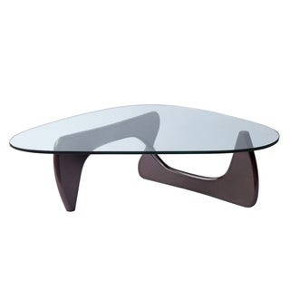 Tribeca Glass Top Coffee Table
