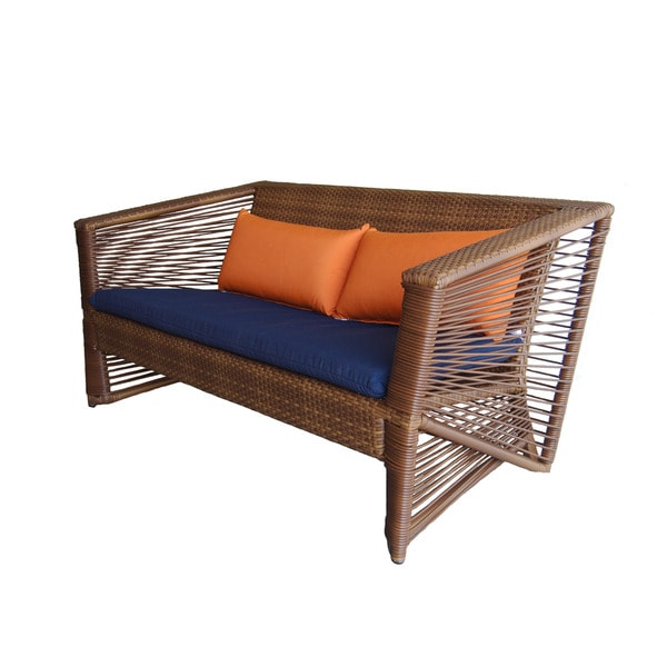 Borneo Outdoor Resin Wicker Sofa