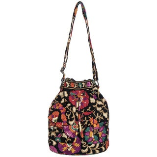 Vera Bradley Suzani Quick Draw Shoulder Bag