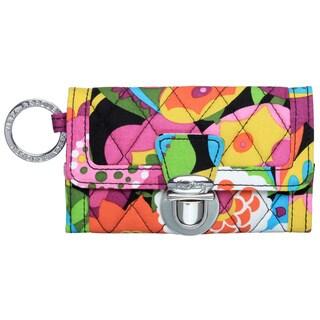 Vera Bradley Va Va Bloom Quick Swipe ID Wallet