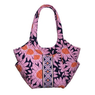 Vera Bradley Loves Me Side by Side Shoulder Bag