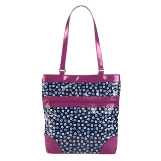 Vera Bradley Everything Nice Tote Boysenberry