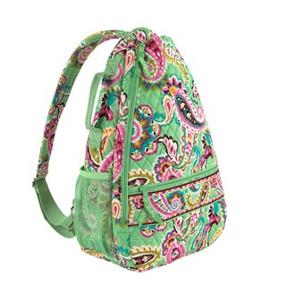Vera Bradley Tutti Frutti Sling Tennis Backpack