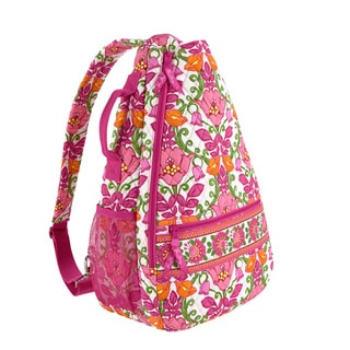Vera Bradley Lilli Bell Sling Tennis Backpack