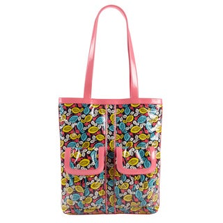 Vera Bradley Teen Idol Tote Happy Snails