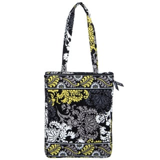 Vera Bradley Baroque Laptop Travel Tote