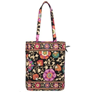Vera Bradley Suzani Laptop Travel Tote