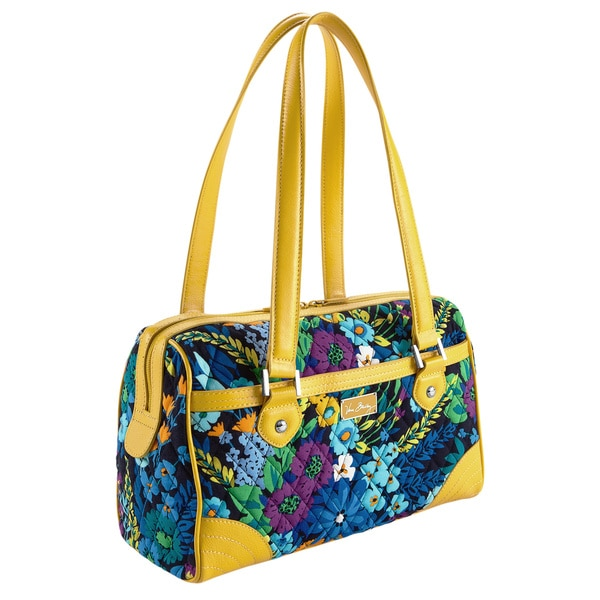 Vera Bradley Caroline Midnight Blues Tote