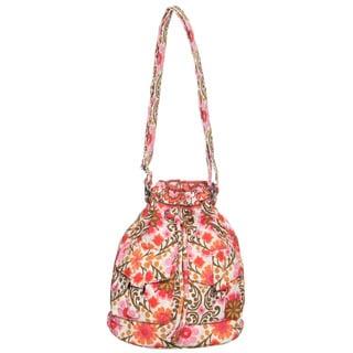 Vera Bradley Quick Draw Folkloric Shoulder Bag