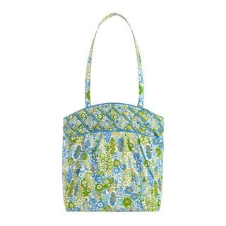 Vera Bradley Criss Cross English Meadow Tote
