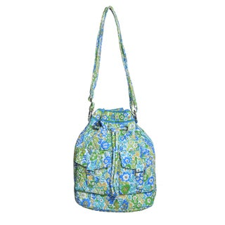 Vera Bradley English Meadow Quick Draw Shoulder Bag
