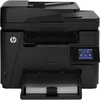 HP LaserJet Pro M225dw Laser Multifunction Printer - Monochrome - Pla