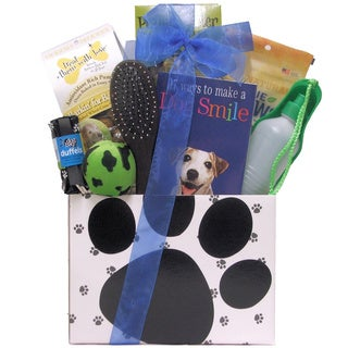 Great Arrivals Puppy Power New Pet/ Dog Gift Basket