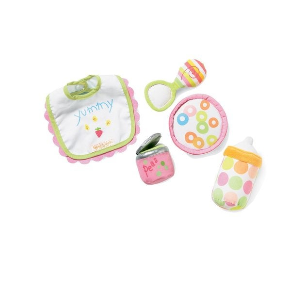 Manhattan Toy Baby Stella Feeding Accessory Set