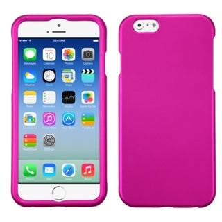 BasAcc Hot Pink Dust Resistant Hard Case for Apple iPhone 6 4.7-inch