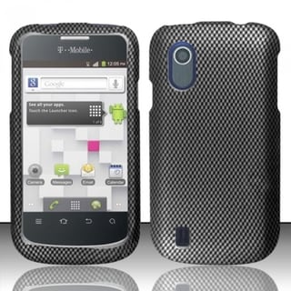 BasAcc Pattern Dust Proof Rubberized Hard Case for ZTE Concord V768