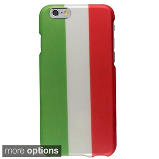 BasAcc Pattern Dust Proof Rubberized Hard Case for Apple iPhone 6 4.7-inch