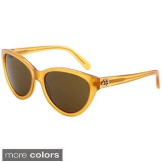 Tory Burch Women's TY7045 Cateye Sunglasses