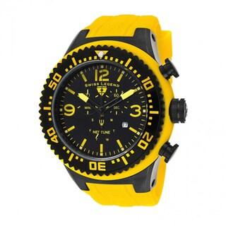 Swiss Legend Men's SL-11812P-BB-01Y Neptune Black Watch