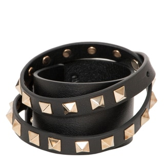 Valentino Multi-wrap Around Rockstud Bracelet