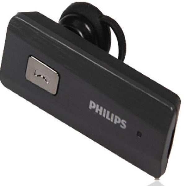 Philips SHB1600 Black Bluetooth Headset