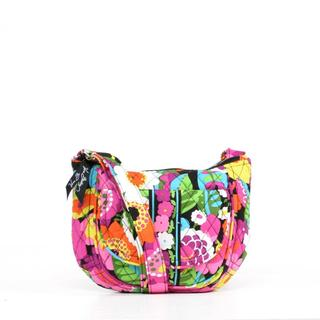 Vera Bradley 'Lizzy' Va Va Bloom Cross Body Bag
